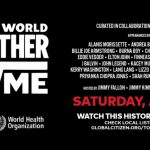 concerto streaming coronavirus one world together at home copertina