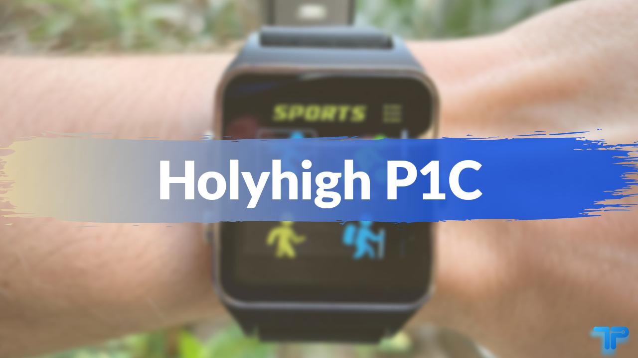 HolyHigh P1C, la recensione dello smartwatch economico thumbnail
