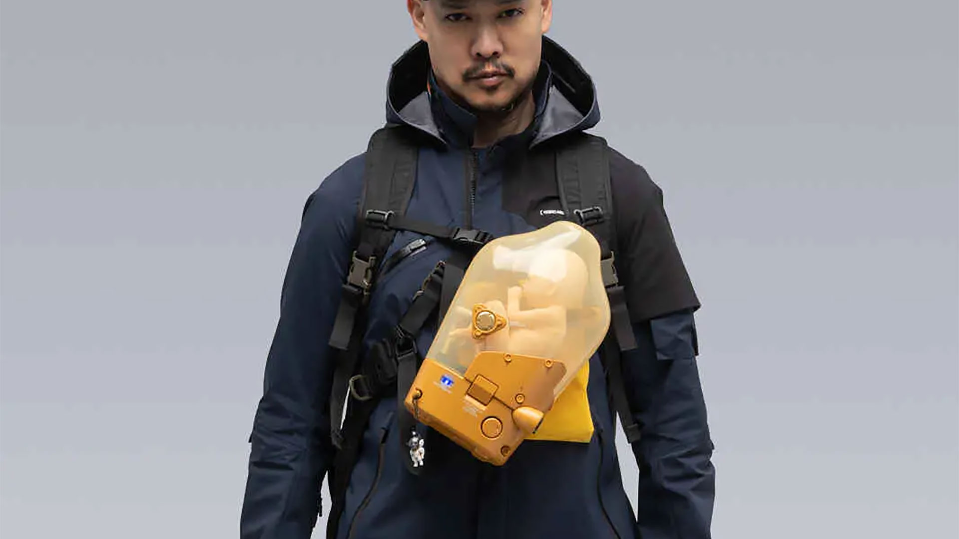 La giacca ufficiale Death Stranding costa 1900$, e va a ruba thumbnail