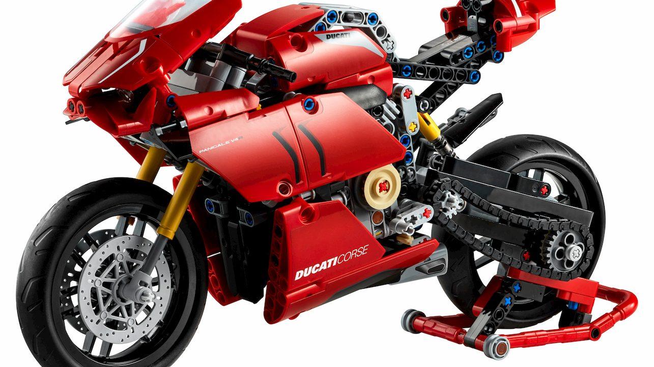 Sgomma sulla tua nuova due ruote LEGO thumbnail