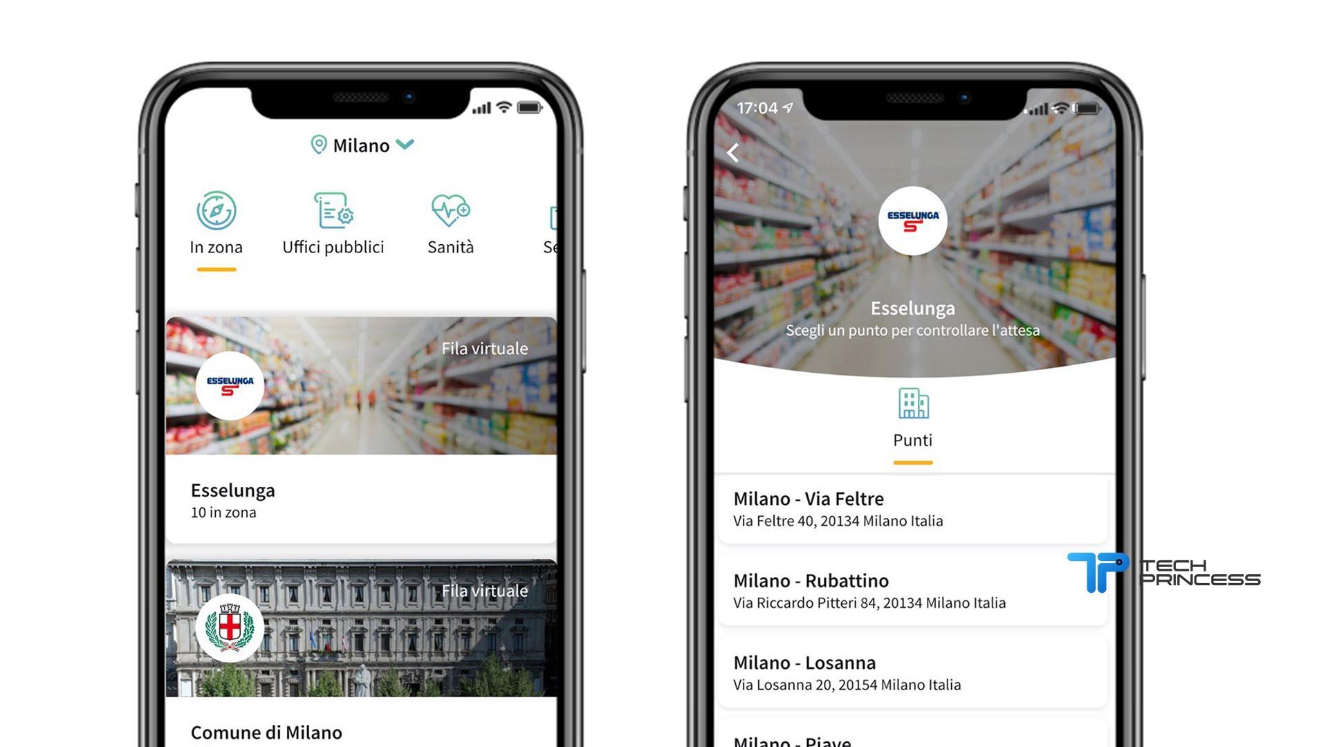 Esselunga salta-coda con l'applicazione Ufirst. A Milano già 25 negozi. Lista completa thumbnail
