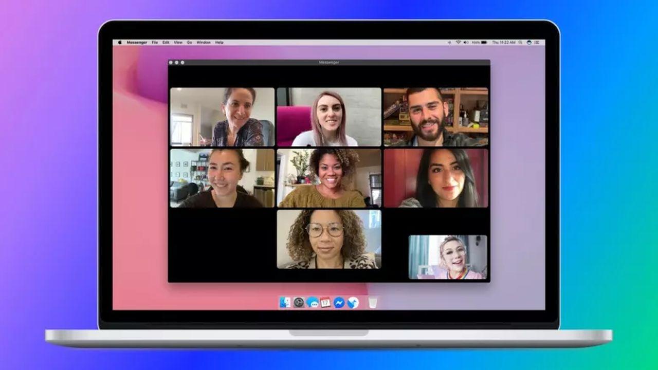 Facebook Messenger per desktop attiva le videochiamate di gruppo thumbnail
