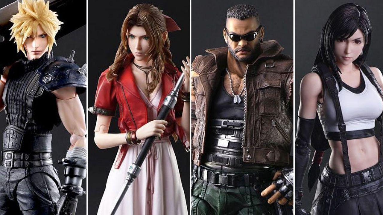 Final Fantasy VII Remake Recensione