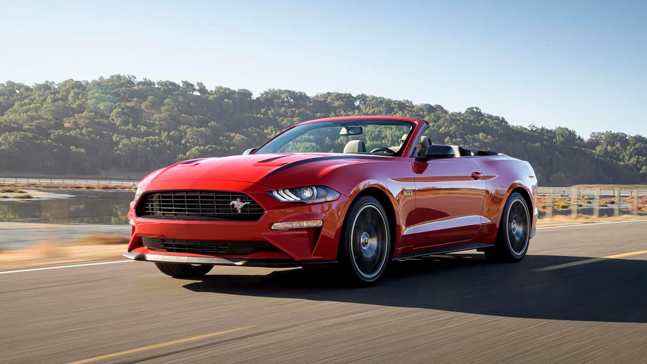 L'Indomita Mustang della Ford: a cavallo dei 56 anni thumbnail