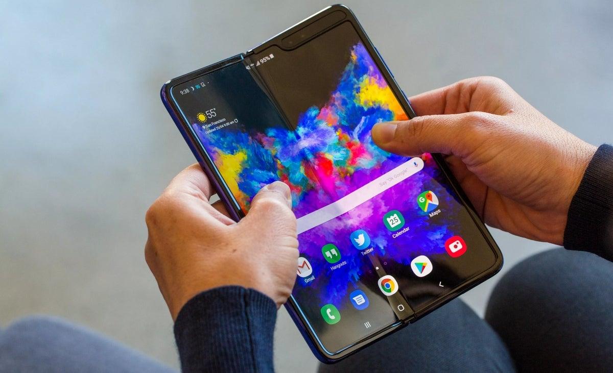 Potrai usare il pennino su Samsung Galaxy Fold 2 thumbnail