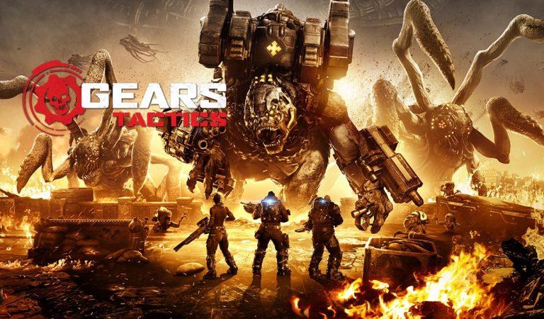 Gears Tactics recensione: la strategia nel mondo di Gears of War