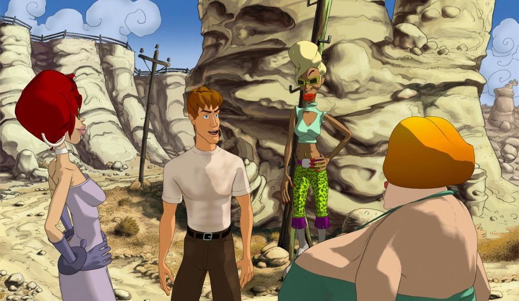 Il videogioco Runaway A Road Adventure ora disponibile gratis thumbnail