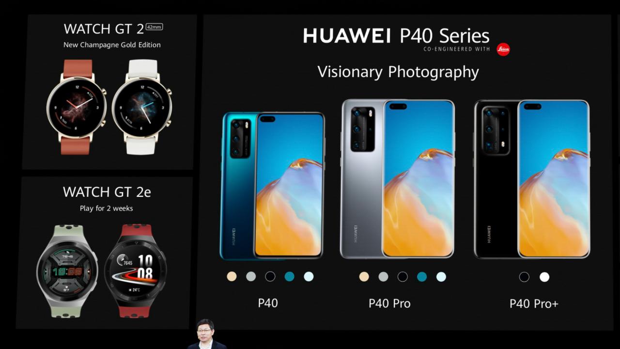 Date il benvenuto in Italia alla famiglia P40 di Huawei thumbnail