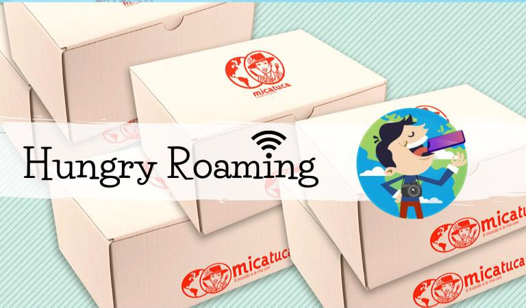 Come far stare il mondo in una scatola | Hungry Roaming