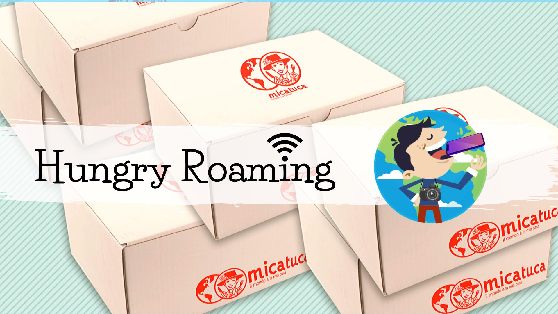 Come far stare il mondo in una scatola | Hungry Roaming thumbnail