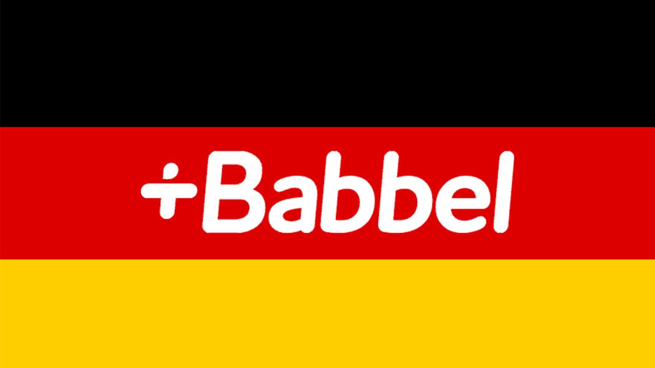 Imparare il tedesco con Babbel è davvero possibile? thumbnail