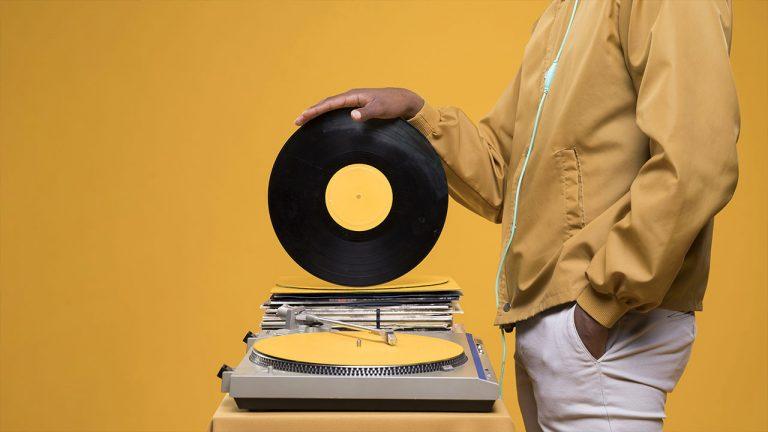 impianto stereo a casa