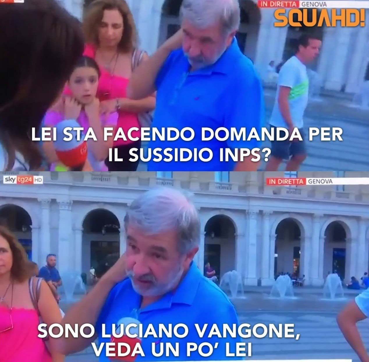 inps luciano vangone