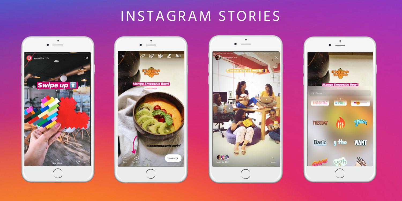 Nuovi caratteri in arrivo per le Instagram Story thumbnail