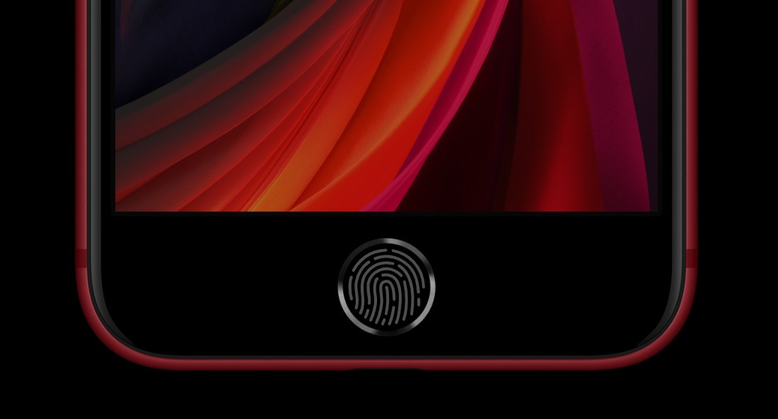 iphone se 2020 touch id