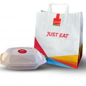 just eat confezioni plastica free italia