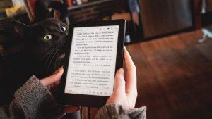 kobo lettura digitale relax