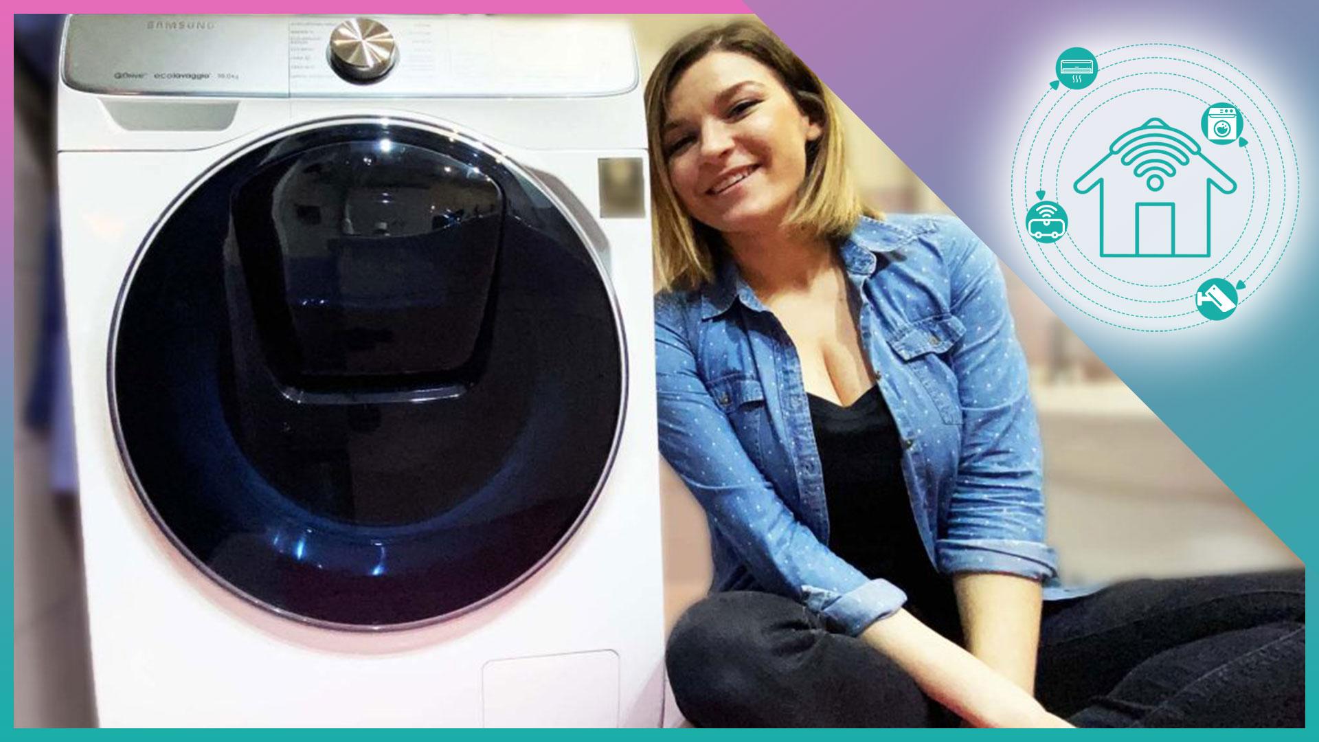 Lavatrice Samsung QuickDrive: recensione del gioellino tecnologico e super smart | Smart & Green 4.0 thumbnail