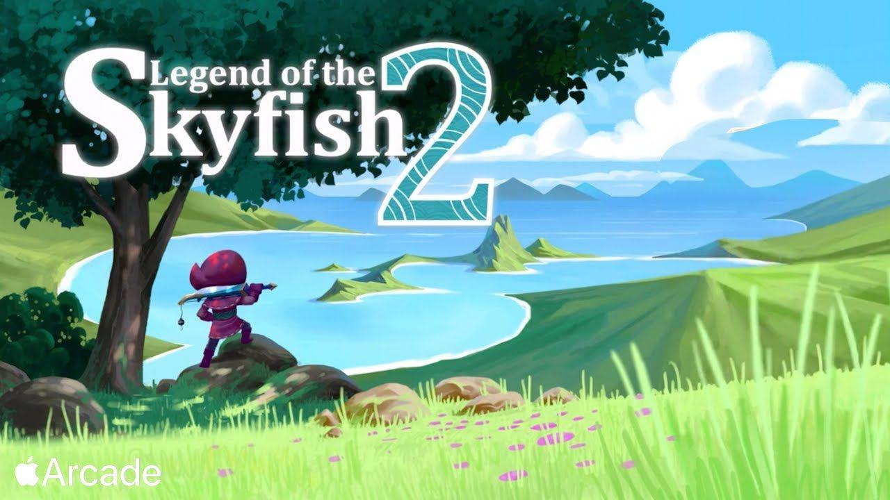 Legend of the Skyfish 2 approda su Apple Arcade thumbnail