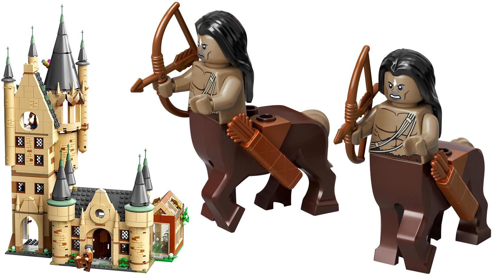 Nuovo set Lego Harry Potter in arrivo, questa volta ci sono i centauri thumbnail