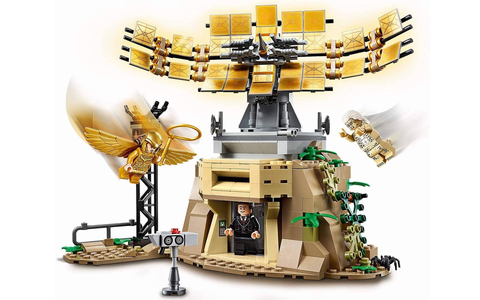 Il nuovo set LEGO Wonder Woman è finalmente disponibile thumbnail