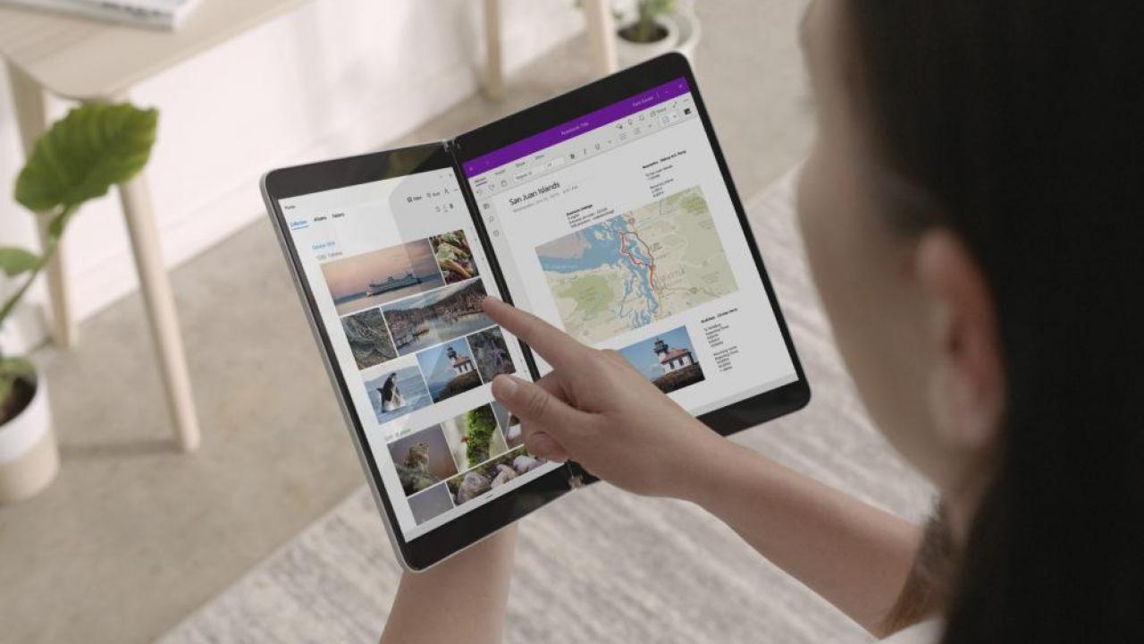 Microsoft posticipa il Surface Neo al prossimo anno thumbnail