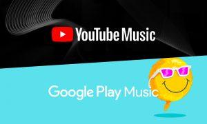 musica da ascoltare Youtube music