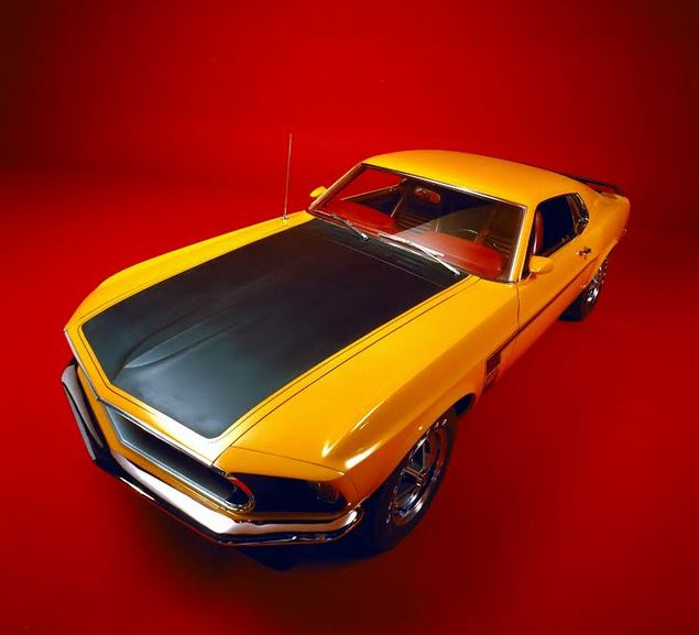 mustang ford 1969