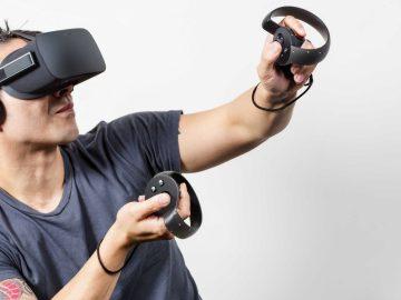 visori oculus