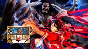 """One Piece Pirate Warriors 4 recensione: via quel """"musou"""" lungo One Piece Pirate Warriors 4 è il quarto capitolo della famosa saga di pirati in salsa musou, nemici a migliaia e combo senza sosta"""