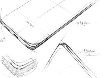 oneplus serie 8 telefonia design