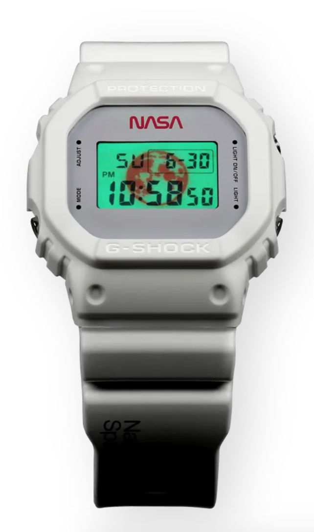 orologio casio nasa