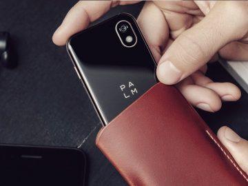 palm phone smartphone