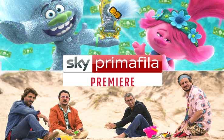 Con Sky Primafila Premiere porti il cinema a casa tua thumbnail