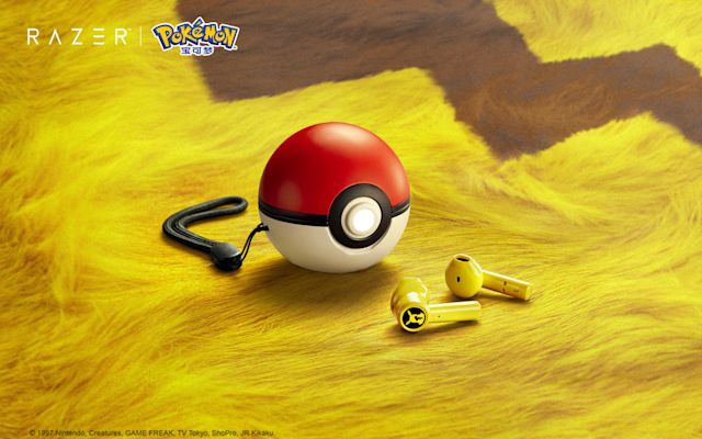 I Pokémon sono anche True Wireless thumbnail