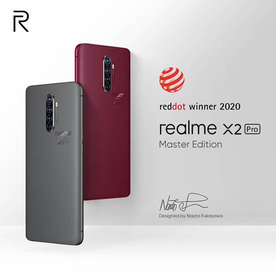 Realme X2 pro design