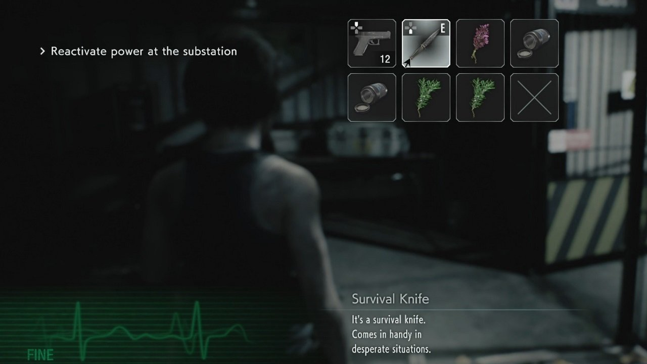 resident-evil-3-remake-recensione-knife-tech-princess