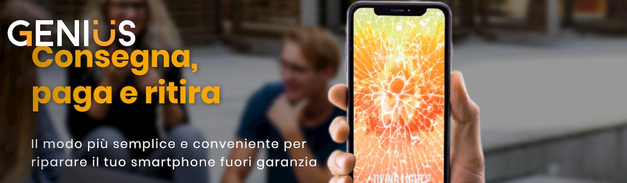 Il telefono rotto non è un problema neanche in quarantena thumbnail