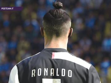 eFootball PES 2020 pack ronaldo