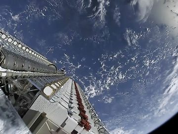satelliti starlink spacex inquinamento luminoso