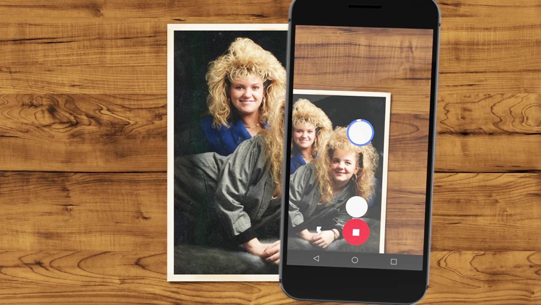 scannerizzare foto google