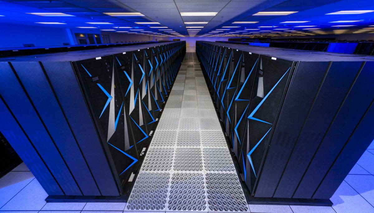 COVID-19, i supercomputer stanno lavorando per trovare un vaccino thumbnail