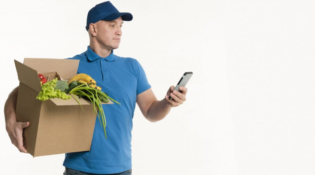 Consegna spesa online