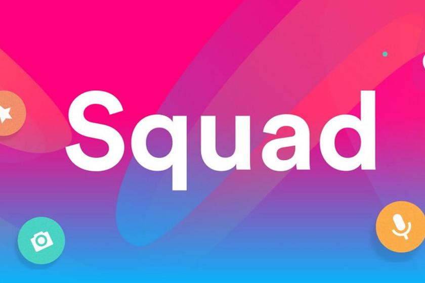 Squad è l'app per videochiamare e condividere lo schermo con gli amici thumbnail