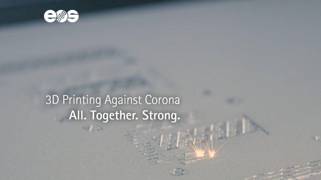 La stampa 3D scende in campo contro il virus thumbnail