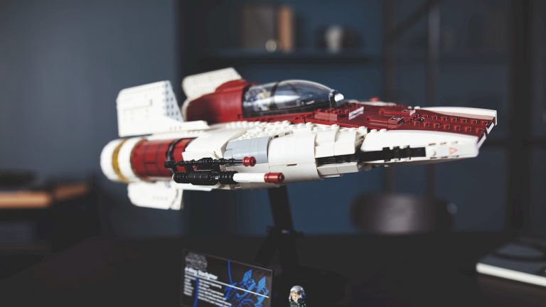 star wars lego starfighter a-wing