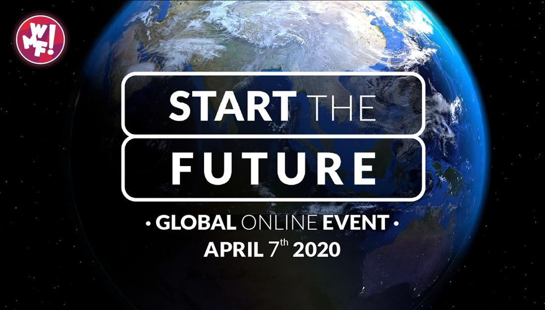 Start the Future: il web cura il virus nella Giornata Mondiale della Sanità thumbnail