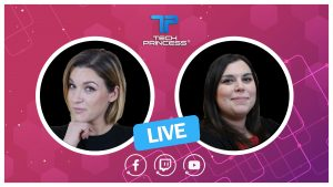TechPrincess palinsesto livestreaming con Fjona e Erika
