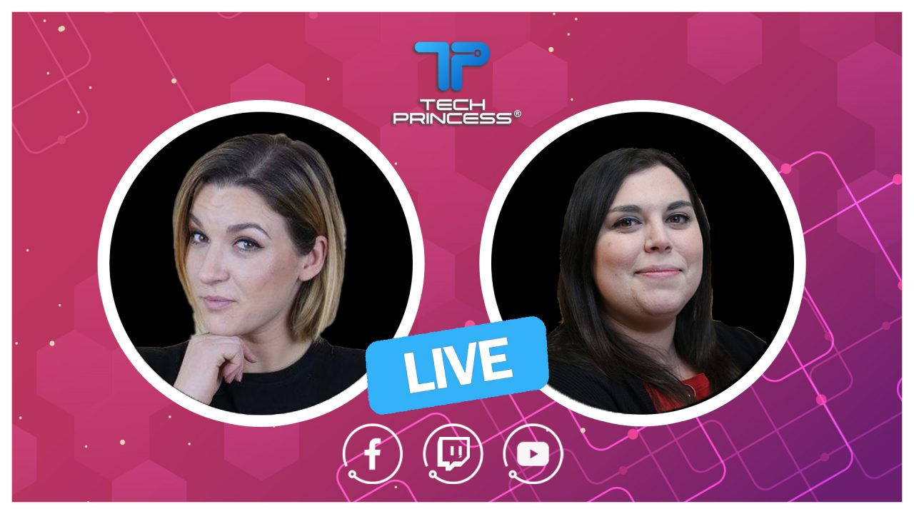 TechPrincess palinsesto livestreaming con Fjona e Erika thumbnail