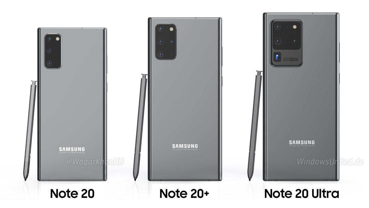 Samsung conferma l'arrivo di Galaxy Fold 2 e Galaxy Note 20 thumbnail